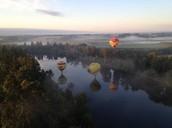 Hot Air Ballon Rides