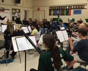 Hudson Middle School Band