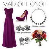 MAID/MATRON OF HONOR