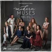 Modern Muses has arrived!!