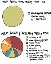 Anxiety/panic disorder!