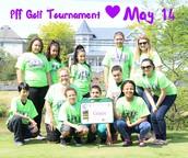 PFF Golf Tournament 2016