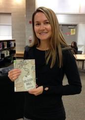 Teacher reader Ms Grant