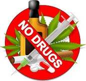 Drugs, begin er nooit aan!
