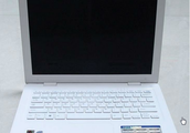 "Kinetic's 13"" White Dual Core Notebook..."