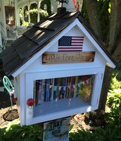 PBL Project:  Little Free Library