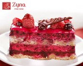 Desserts And Starters Free @zyna