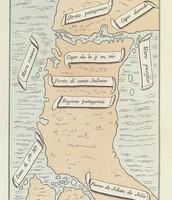 Magellan's map of el paso