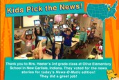 News-o-matic Newsworthy
