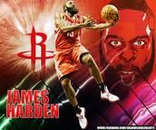 James Harden es mi favorito basquetbol jugador