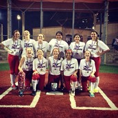 My Softball Family