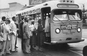 Due To The Desire Of Equality Of The Montgomery Bus Boycott Was A Success