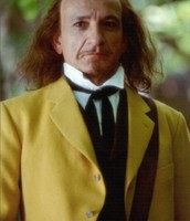 The Yellow Suit Man