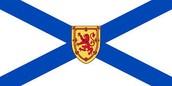 Nov Scotia Flag
