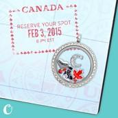 Canada coming soon!!!