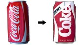 Why they changed coke to New Coke