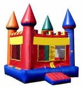 There is going to be a bouncy house at the Union Arena.