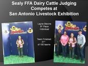 San Antonio Livestock Results