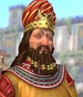 King Hammurabi