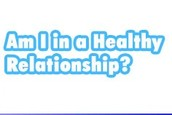 Am I in a Healthy relationship?