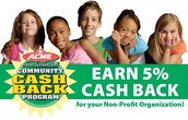 ACME Community Cash Back