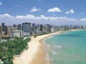 חופי ברזיל הידועים ביופיים