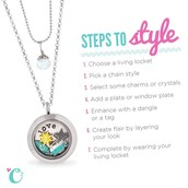 What's an Origami Owl  Living Locket?