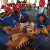 Golfers Are True STUDENT-Athletes Following Tournament