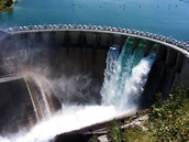 This is a real dam