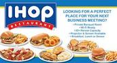 Breakfast Restaurants