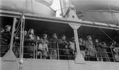 One of the Boats That Took Children To America