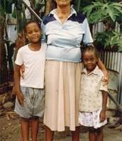 Jamaica and her children