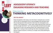 Edugains Alert: Thinking Metacognitively