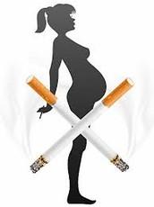 ¿El consumo del tabaco durante el embarazo puede perjudicar al bebé?