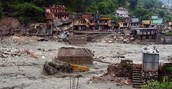 A natural disaster that occurred in Uttarakhand