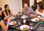 Taste authentic home cooking and meet interesting people