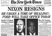 Watergate, Impeachment, Resignation