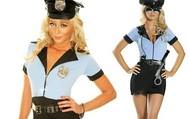 Sexy Uniforme de policia REF: 160