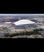 Cowboy Stadium (At&t Stadium)