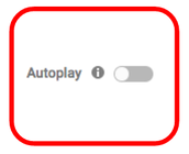 Turn Off Autoplay in YouTube
