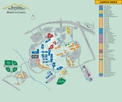 Map of KSU