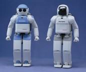 ASIMO, El robot mas inteligente.