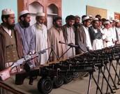 Taliban threaten former militants