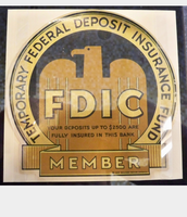 Logo for FDIC
