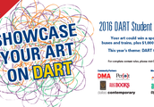Showcase your art on DART