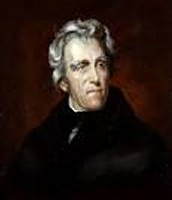 Andrew Jackson: Killer of the National Bank.