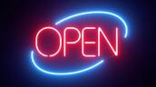 WERE OPEN 24/7