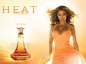 "Jan. 31.14 Beyonce is dropping her new perfume ""HEAT"""