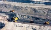 Surface mining