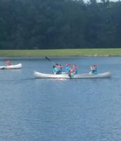 Canoeing fun!!